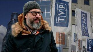 Szymon Majewski w TVP