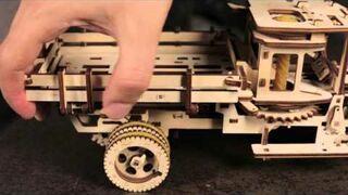 Zabawka dla dużych dzieci - UGM-11