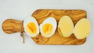 Jak zrobić jajecznice na twardo?