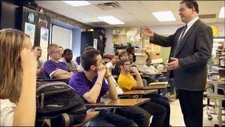Oddany nauczyciel fizyki - Jeffrey Wright