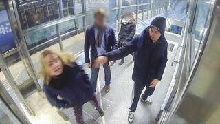 Eksperyment socjalny w Szwecji. Tylko Polak staną w obronie atakowanej dziewczyny