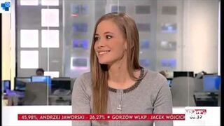 Powód, dla którego oglądam wiadomości w TVP - Aleksandra Rosiak