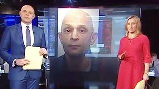W trakcie programu pokazali zdjęcie ściganego mężczyzny