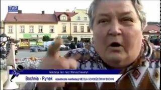 Trochę o imigrantach w Polsce - akcja Mariusza Pudzianowskiego