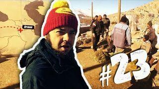 Przez Świat na Fazie #23 - Pierwsze dni w Iranie