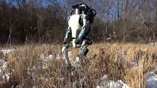 Oto Atlas z Boston Dynamics!
