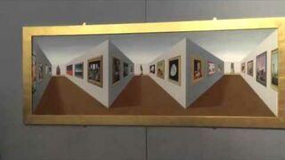 Trójwymiarowy obraz w galerii!
