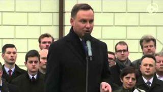 Mocne słowa Andrzeja Dudy o europejskiej poprawności politycznej