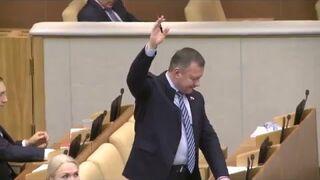 Tak sięgłosuje w rosyjskim parlamencie