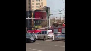 Nieudana próba samobójcza w Chinach