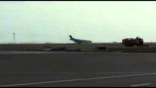 Wypadek pasażerskiego odrzutowca Fokker 100 w Astanie, Kazachstan
