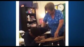 Nauczycielce z Teksasu puściły nerwy