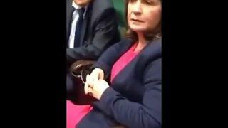 Sejm. Skandal. Posłanka Zwiercan przyznała się, że głosowała za Morawieckiego.
