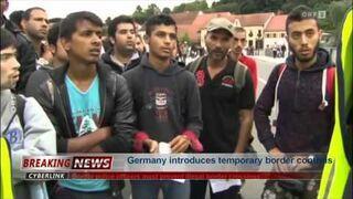 Jak Niemcy bronią swoich granic?