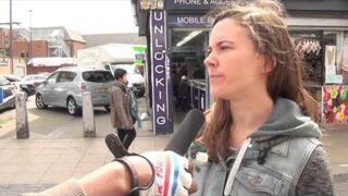Co Londyńczycy sądzą o Polakach? (napisy)