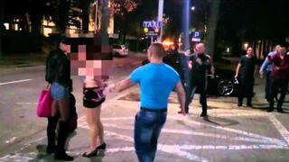 Impreza na ulicach Lublina ( ALE JAZDA! )