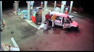 Ukradli 440 litrów paliwa na stacji w Kawczynie