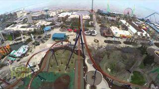 Najwyższy, najszybszy i najdłuższy rollercoaster na świecie