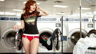 Publiczne pralnie w Stanach - Ciekawostki o USA #15