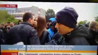 """""""Nie może byćtakie sytuacji, że psy zabijają ludzi"""" - Polsat News"""