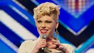 Nie wytrzymała psychicznie 4 razy NIE, zwyzywała jury - The X Factor UK 2012