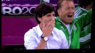 Joachim, niemiecki trener znowu to zrobił. Tym razem z radości!