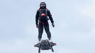 Flyboard - przyszłość nadeszła