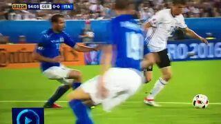 Florenzi bramkarzem Euro 2016!