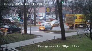 Kilka sytuacji ze skrzyżowania Droga Męczenników Majdanka - Grabskiego - Sulisławicka