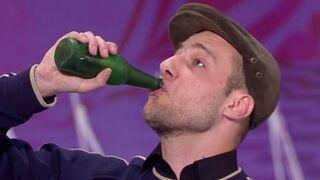 """Iluzjonista udawał pijanego na scenie """"Mam Talent!"""""""