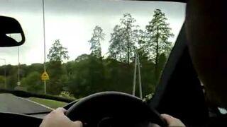 """Andrzej testuje BMW-M3 E92 """"eM Power"""""""