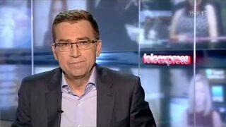 Maciej Orłoś po raz ostatni prowadzi Teleexpress - pożegnanie (31.08.2016)