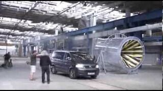 Czesi próbują pobić rekord w strzelaniu armatą powietrzną