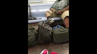 On gra na xbox w metrze