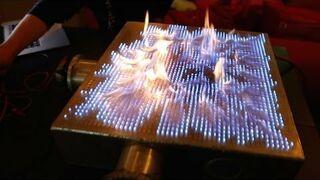 Muzyka + ogień