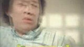 Bananowe mleko w stylu boogie - reklama wprost z Azji