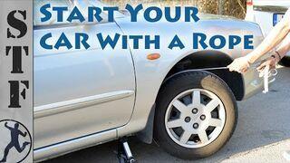 Jak samemu uruchomić samochód kiedy pada akumulator