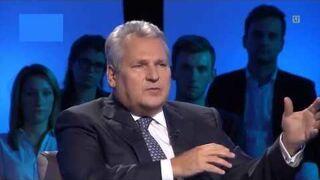 Kwaśniewski opowiada o domówkach - Kabaret Czwarta Fala