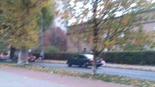 Holowanie tyłem i dzwon w lampę | Szczecin
