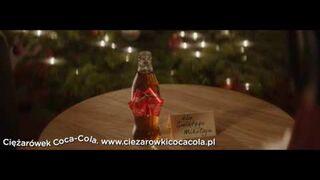 Podaruj radość z unikalną butelką Coca-Cola!