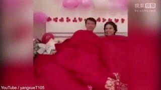 Uprawiali seks przy gościach na własnym ślubie | Chiny