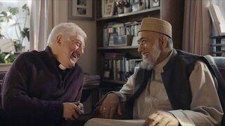 Amazon - reklama z księdzem i imamem