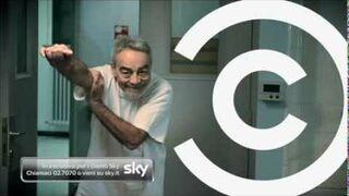 Włoska reklama Comedy Central
