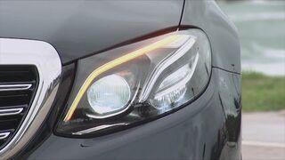 Światła drogowe Multibeam LED Mercedesa