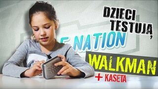 Dzieci testują: kaseta i walkman | TUBE NATION