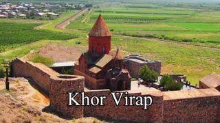 Armenia na dwóch kołach Z Garni do Jermuk