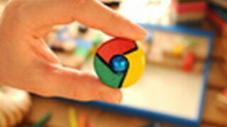 Google Chrome - Dziwna reklama...