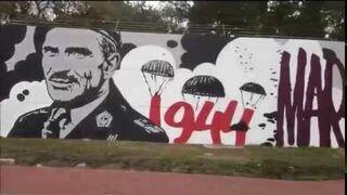 Polska. 750 metrów chwały - Największy mural na świecie.