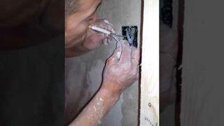 Odpalanie papierosy prądem z kontaktu 230V