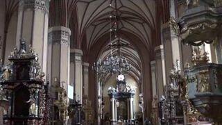Still Dre na organach kościelnych